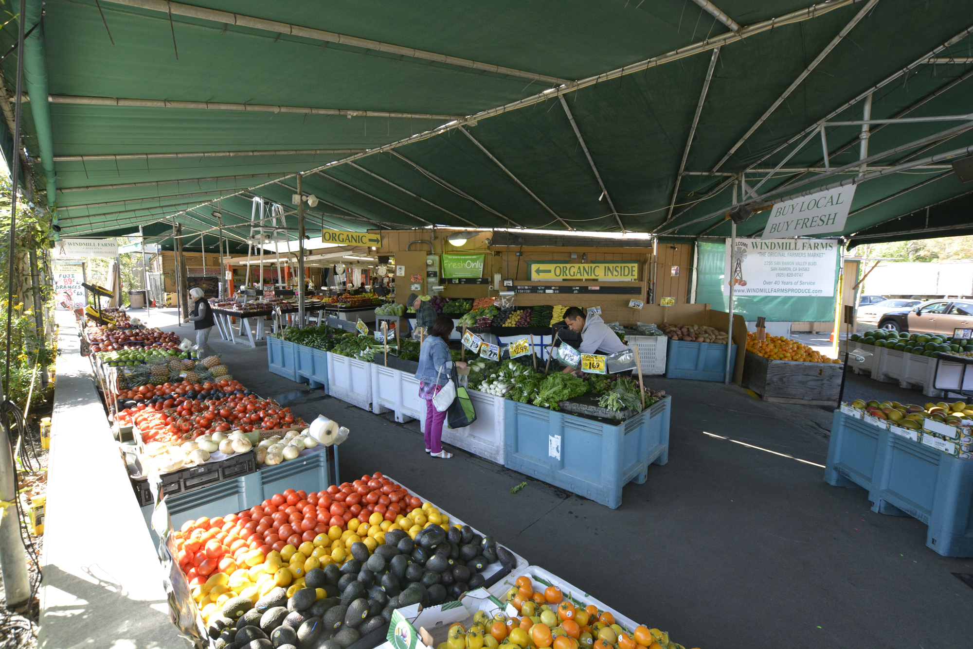 Windmill Farms Produce | Store Gallery